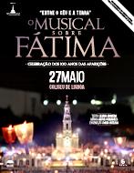 ENTRE O CÉU E A TERRA - O MUSICAL SOBRE FÁTIMA