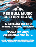 RED BULL MUSIC CULTURE CLASH