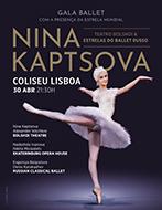 GALA NINA KAPTSOVA & ESTRELAS DO BALLET RUSSO