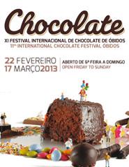 Comprar Bilhetes Online para Festival de Chocolate de Óbidos - 2013