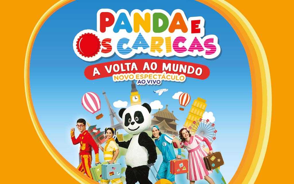 Resultado de imagem para panda e os caricas portimão
