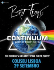 BRIT FLOYD - SPACE AND TIME CONTINUUM