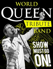 TRIBUTO A QUEEN - SHOW MUST GO ON!!!