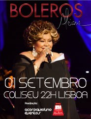 ALCIONE NO COLISEU