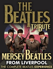 THE BEATLES TRIBUTE - THE MERSEY BEATLES