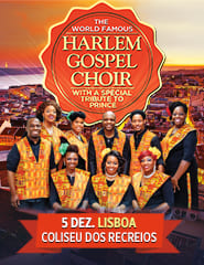 HARLEM GOSPEL CHOIR | WITH A SPECIAL TRIBUTE TO PRINCE