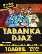 TABANKA DJAZ - 25 ANOS DE CARREIRA