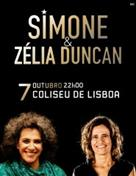 SIMONE & ZÉLIA DUNCAN