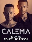 CALEMA TOUR A NOSSA VEZ