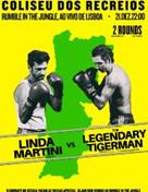 RUMBLE IN THE JUNGLE - LINDA MARTINI + THE LEGENDARY TIGERMAN