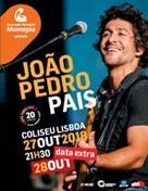 """JOÃO PEDRO PAIS """"20 ANOS"""""""
