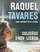 RAQUEL TAVARES COM SINFONIETTA DE LISBOA